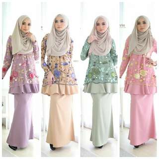 KURUNG HAURA LACE EXCLUSIVE