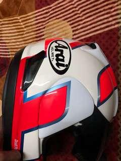 Helmet Arai RR5 Rx7 haslam