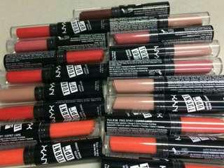 NYX LOWEST PRICE! Bold lipsticks
