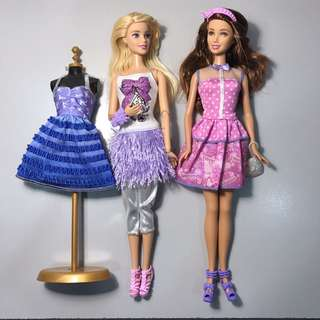 Barbie Fashion Pack Party Outfit