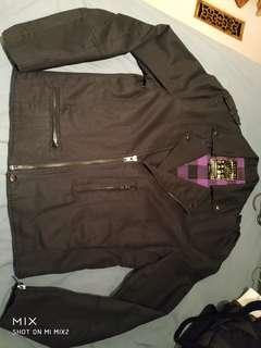 Black Tarocash jacket