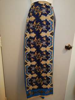 RAYA SALE - Batik Wrap Skirt