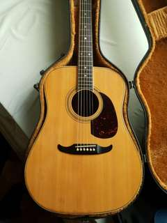 1982 Fender Capistrano