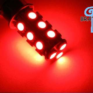 Nice LED Signal Bulb t20/1156/1157 DIFFERENT COLOUR