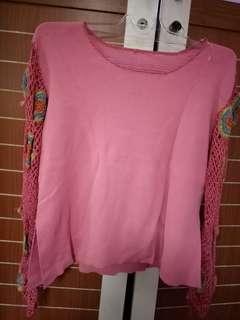 Sweatshirt Kombinasi