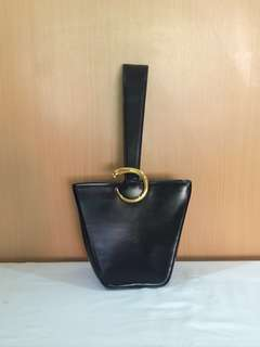 Authentic Cartier Wrist Bag