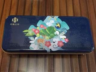 🚚 中鋼股東紀念品 香皂禮盒 送 掌廚削皮器