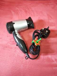 Mini Hair Dryer
