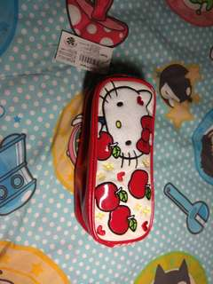 Hello Kitty 筆袋/Hello Kitty pencil case