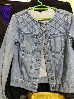 Forever 21 Denim Jacket