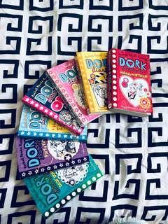 Dork Diaries Storybook