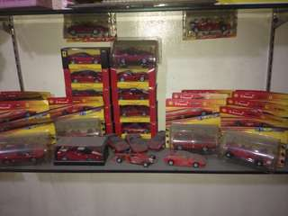 Shell Ferrari collection