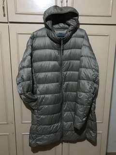Uniqlo Ultra Light Long Down Coat