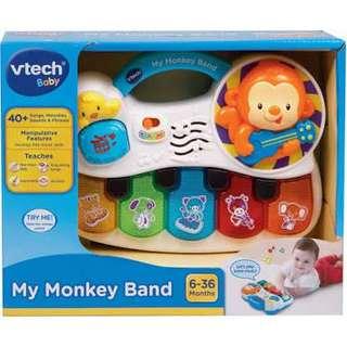 Vtech My Monkey Band Piano