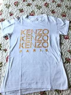 Kenzo White Tee