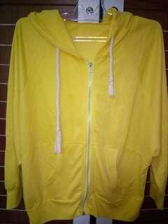 Yellow jacket / hoodie
