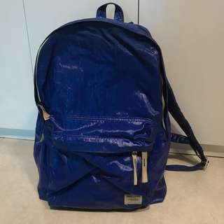 Porter Japan Blue backpack 彩藍色背囊