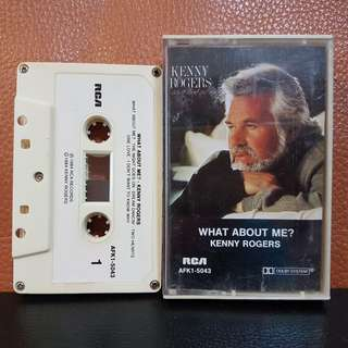 Cassette》Kenny Rogers - What About Me?