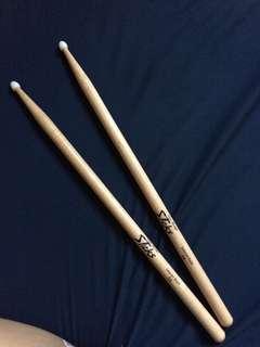 Drumsticks ( nylon tip)
