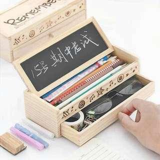 个性笔袋潮流折叠铅笔盒