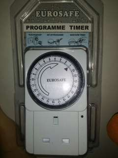 Programme timer