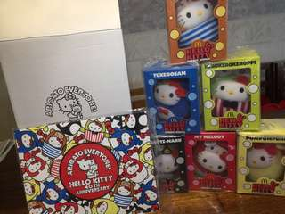 Hello Kitty Macdonald | 40th anniversary