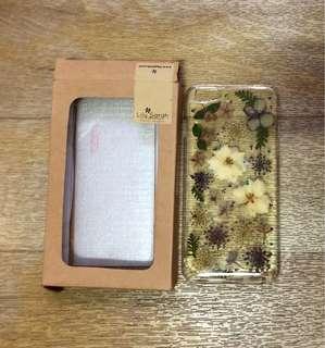 iPhone 6plus 押花手機殼