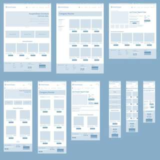 Wireframing service