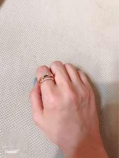 ✨折骨價✨Hermes 馬 🐎 玫瑰金鑽石
