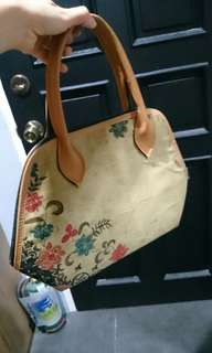 Indonesian Batik Handbag