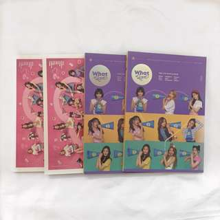 [CLEARANCE] Twice What Is Love Album