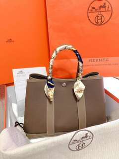 New Hermes garden party 30 bag