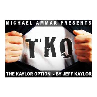 TKO 2.0: The Kaylor Option magic trick