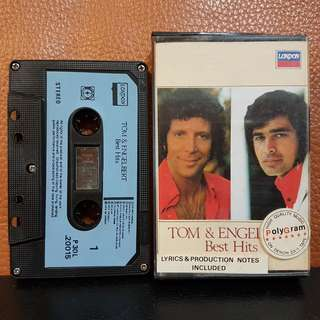 Cassette》Tom & Engelbert - Best Hits