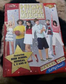 High school musical Annual 2010
