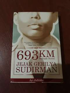 Novel Jejak Gerilya Sudirman