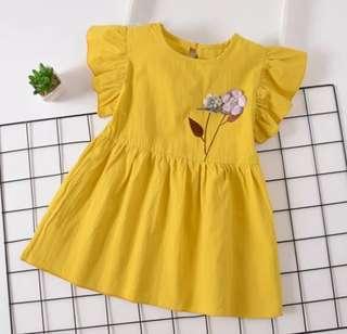 🚚 寶寶連衣裙