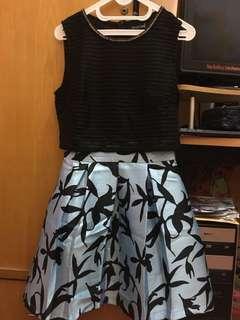 Selective dress