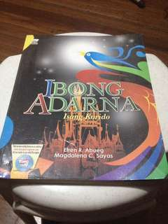 Ibong Adarna textbook