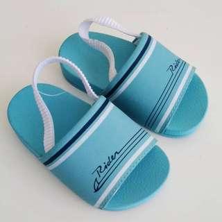 Rider Slide Baby Sandals Blue