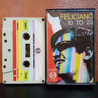Cassette》Feliciano 10 To 23