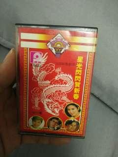 Cassette 华语
