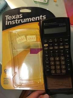 Calculator-Texas Instruments BAII Plus