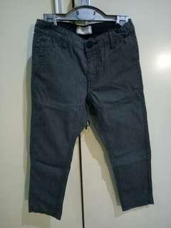 Dark Grey Trousers for Boy