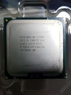 E7500 core 2 duo