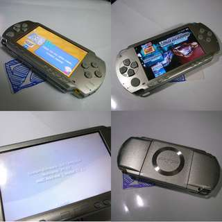 Sony PSP 1000 Full modify Game Music Video $126