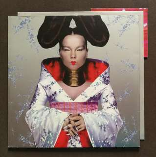 Bjork original Uk record lp collectable
