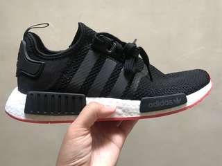 SUPER SALE!! Adidas NMD R1 Exclusive Black