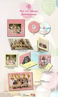 Twice twicetagram thai album