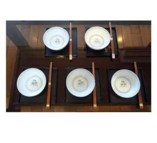 🚚 碗筷/碗盤 組 (共5 套)
